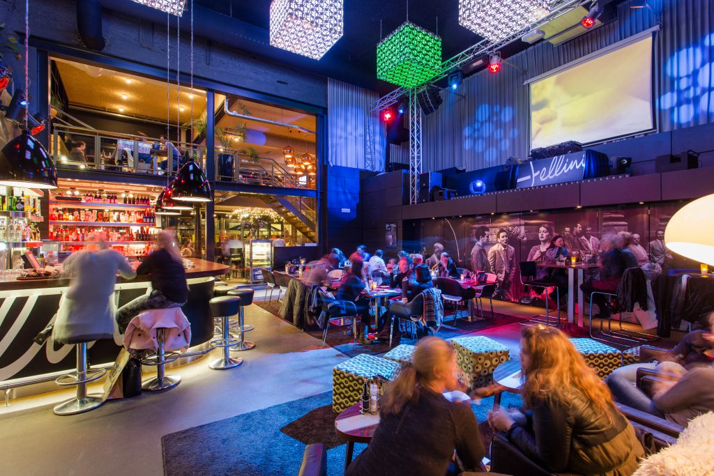 Fellini enschede restaurant club cocktails for Fellini enschede